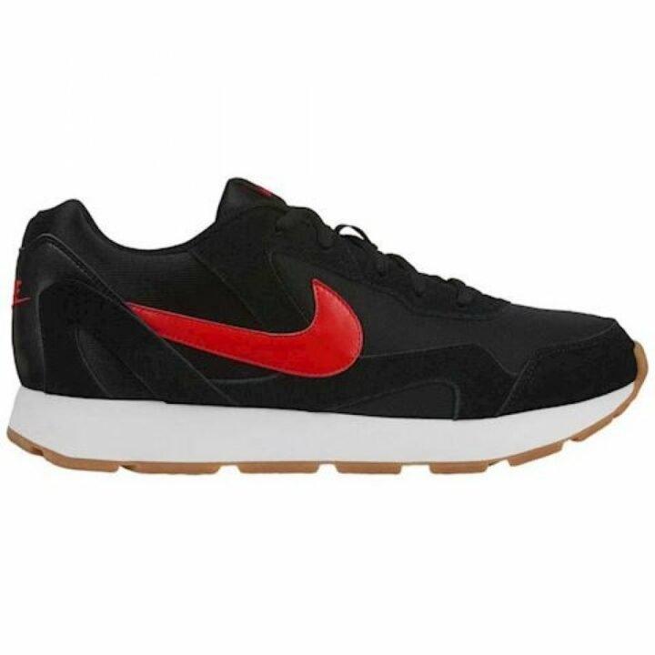 Nike Delfine fekete férfi utcai cipő