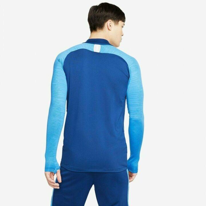 Nike Dri-fit kék férfi póló
