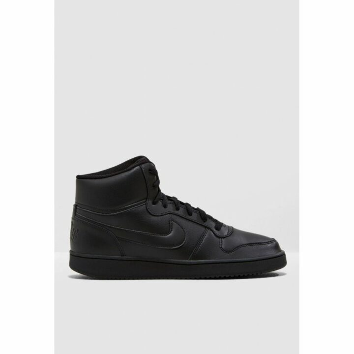 Nike Ebernon Mid fekete férfi utcai cipő