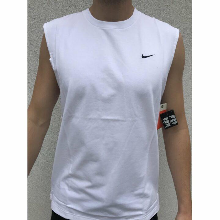 Nike fehér férfi trikó