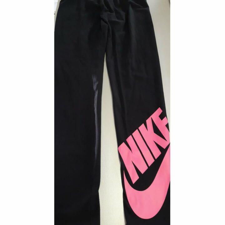Nike fekete training alsó