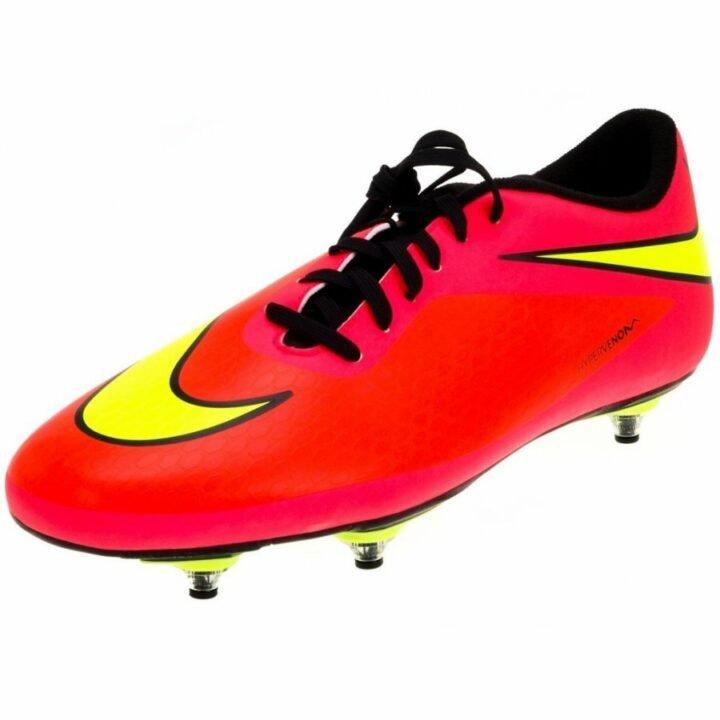 Nike Hypervenom Phade SG piros férfi focicipő