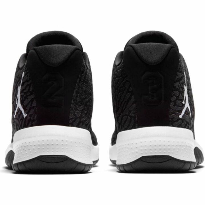 Nike Jordan B Fly fekete férfi sportcipő