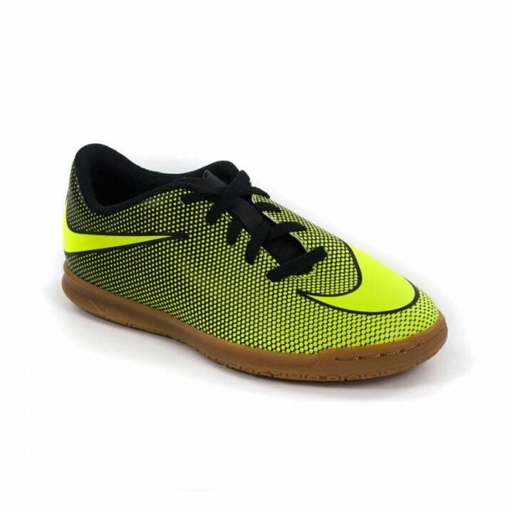 Nike JR Bravata IC sárga fiú teremcipő