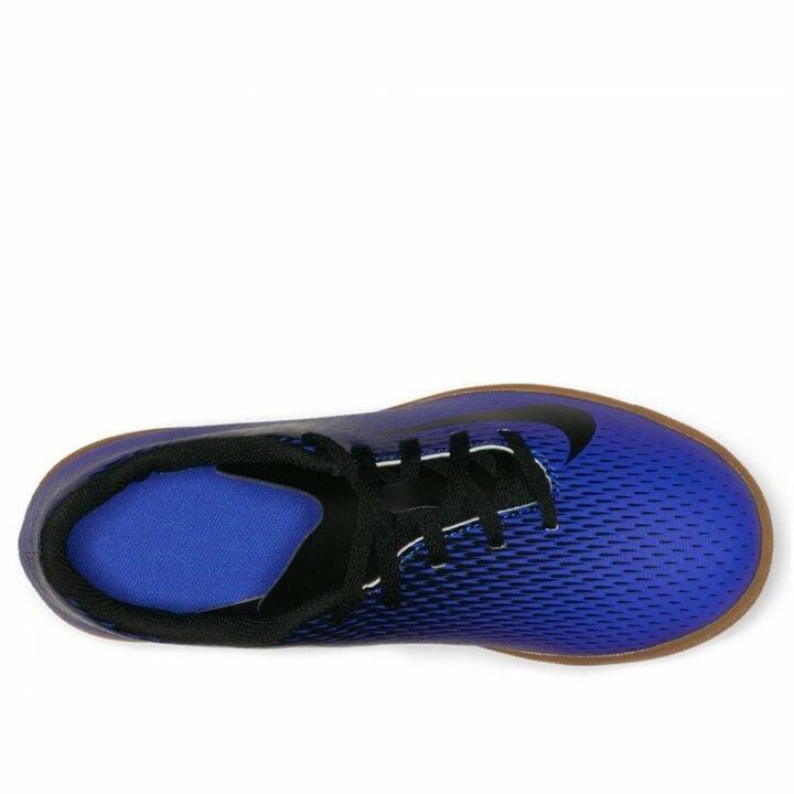 Nike JR Bravata II IC kék fiú teremcipő