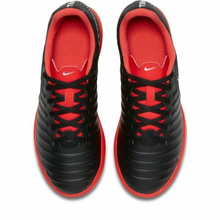 Nike JR Legend 7 Club IC fekete fiú teremcipő