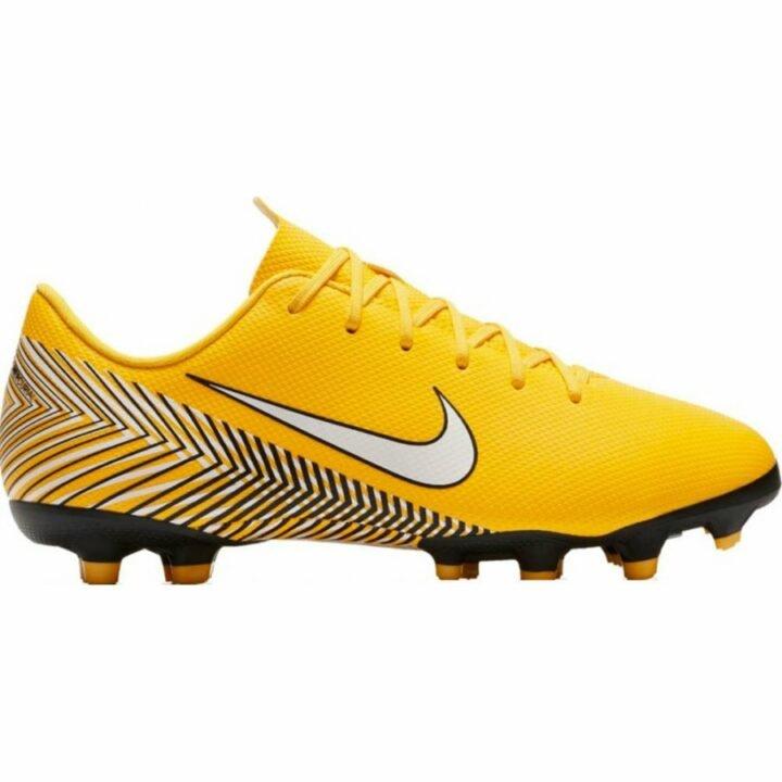 Nike JR VPR 12 Academy GS NJR FG/MG sárga fiú focicipő