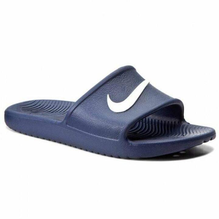 Nike Kawa kék papucs