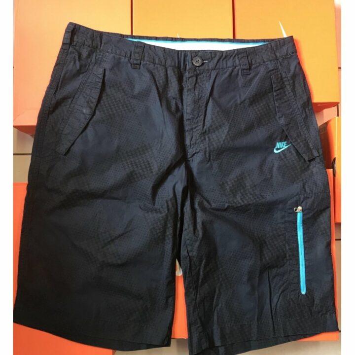 Nike kék férfi rövidnadrág