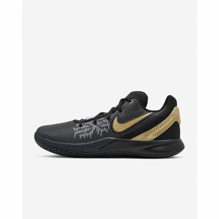 Nike Kyrie Flytrap II fekete férfi kosárlabdacipő
