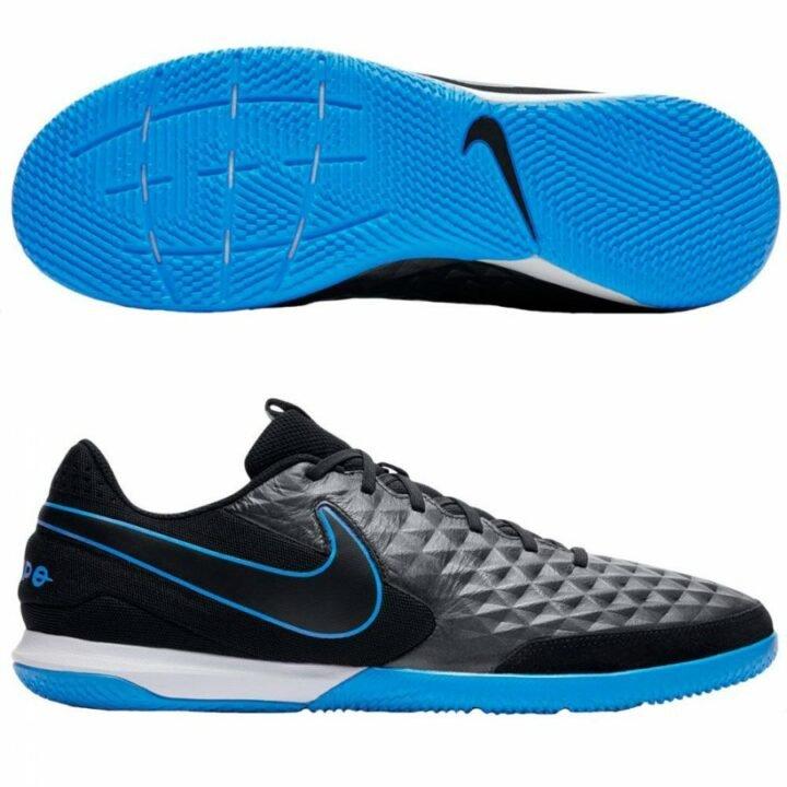Nike Legend 8 Academy IC fekete teremcipő