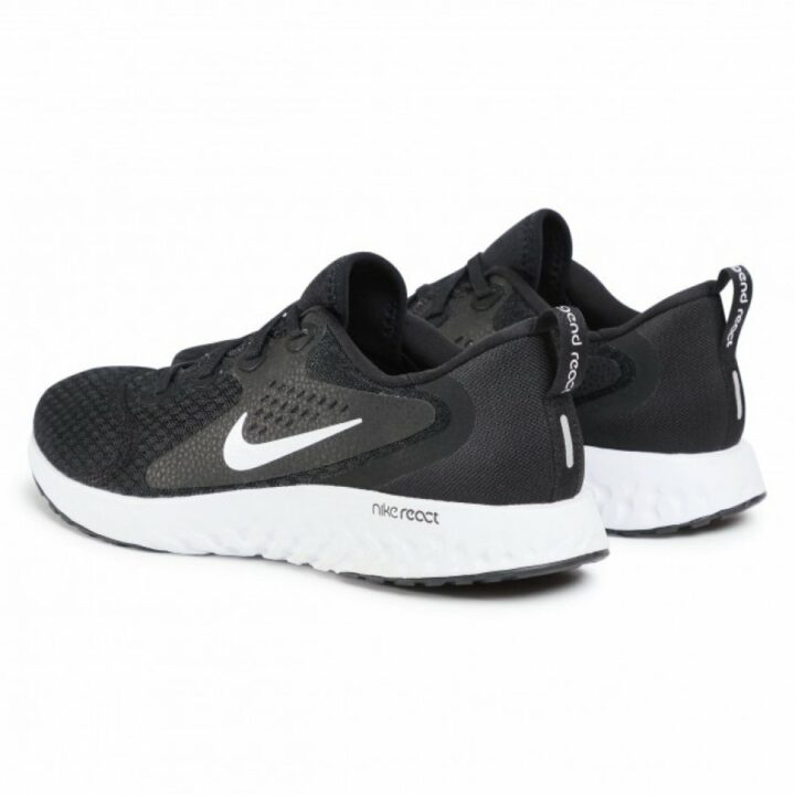 Nike Legend React fekete férfi futócipő