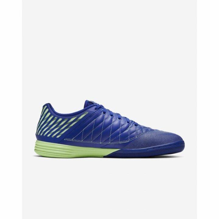 Nike Lunar Gato II IC kék férfi teremcipő