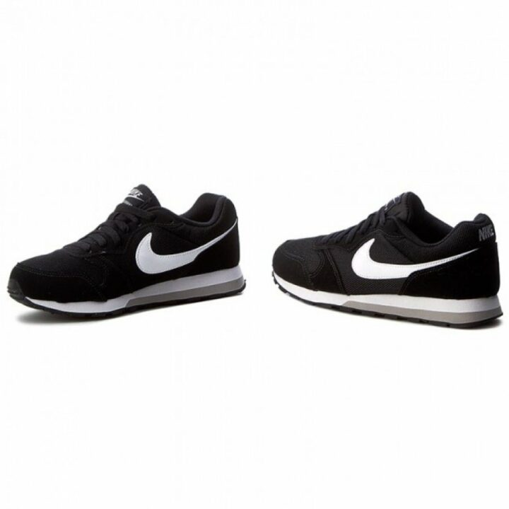 Nike MD Runner 2 fekete utcai cipő