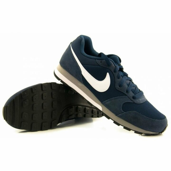 Nike MD Runner 2 kék férfi utcai cipő