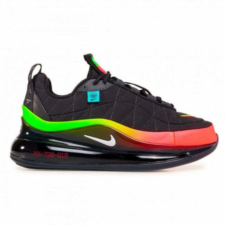 Nike MX-720-818 fekete női utcai cipő