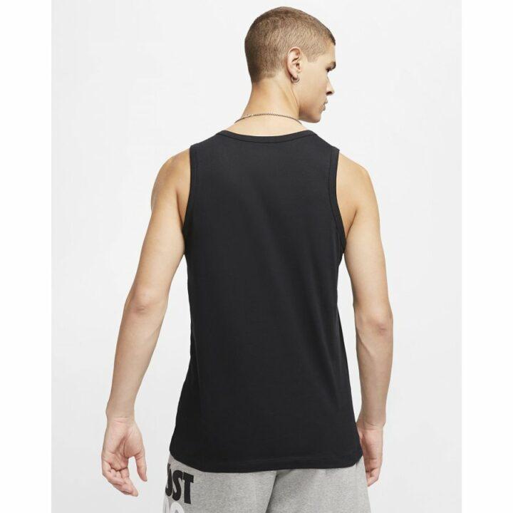 Nike NSW Club fekete férfi trikó