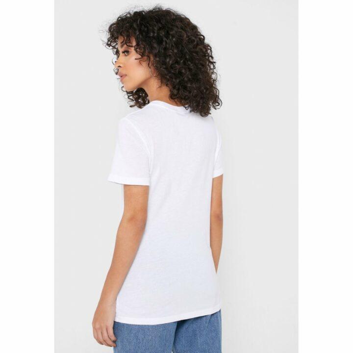 Nike NSW Just Do It fehér női póló