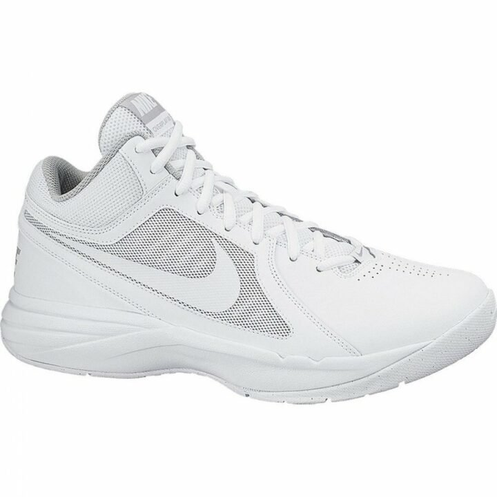 Nike Overplay 8 fehér férfi kosárlabdacipő