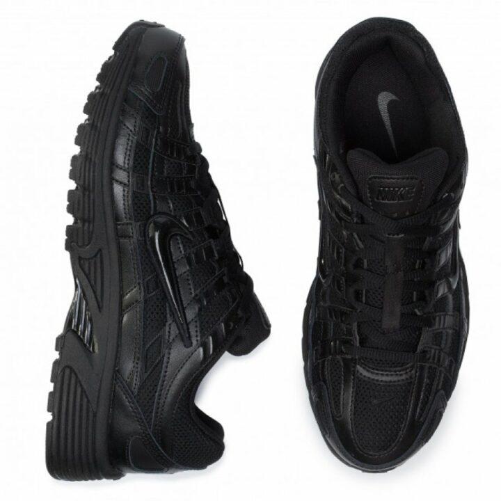 Nike P-6000 fekete férfi utcai cipő