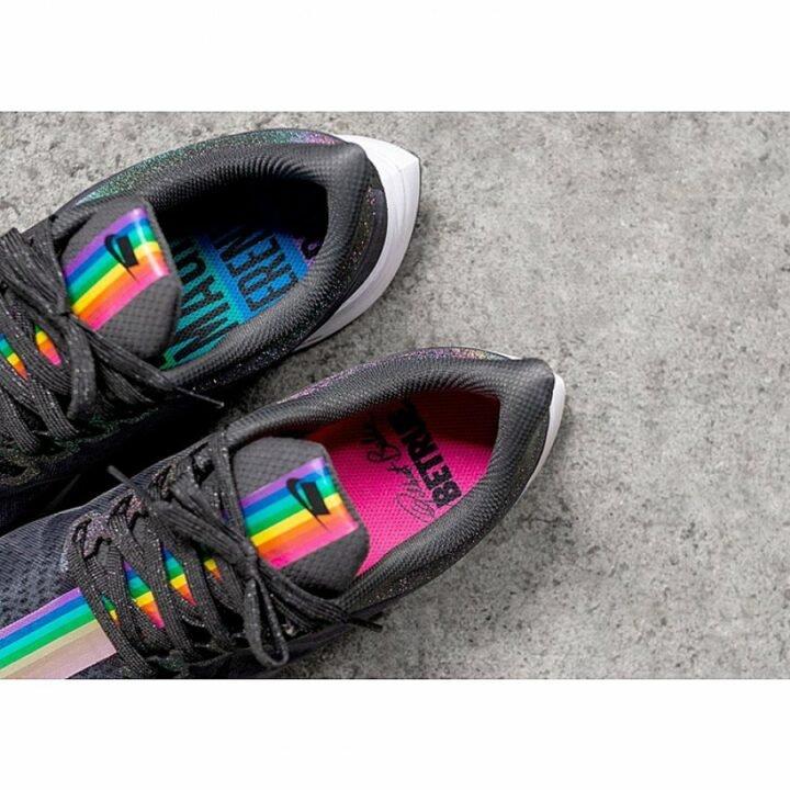 Nike Pegasus Turbo Bet fekete férfi futócipő