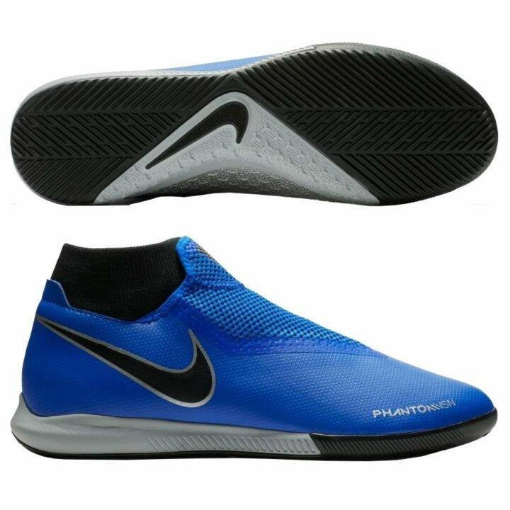 Nike Phantom VSN Academy DF IC kék férfi teremcipő