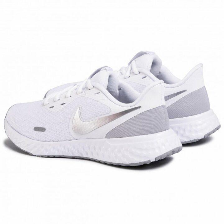 Nike Revolution 5 fehér női futócipő