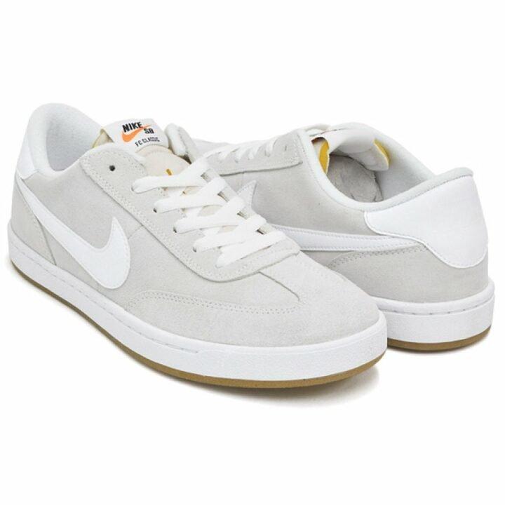 Nike SB FC Classic fehér férfi utcai cipő