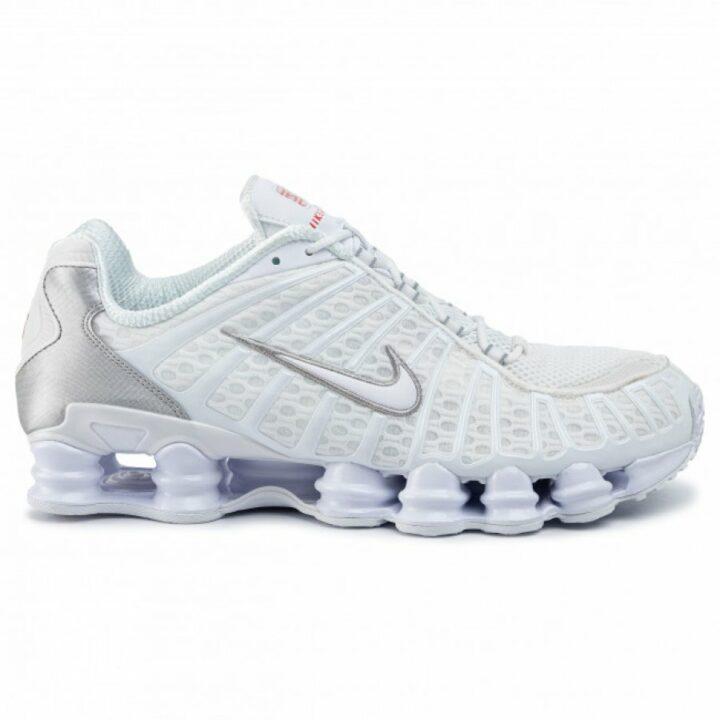 Nike Shox TL fehér férfi utcai cipő