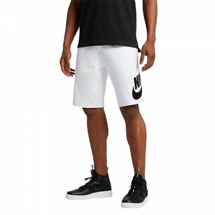Nike Sportswear fehér férfi rövidnadrág