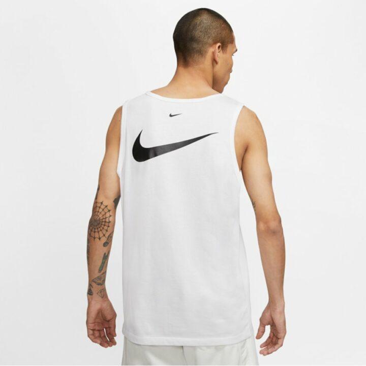 Nike Swoosh fehér férfi trikó