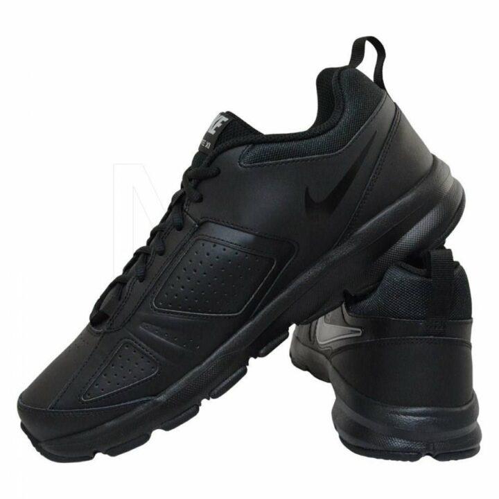 Nike T-lite XI fekete férfi utcai cipő