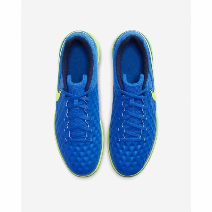 Nike Tiempo Legend 8 Club IC kék férfi teremcipő