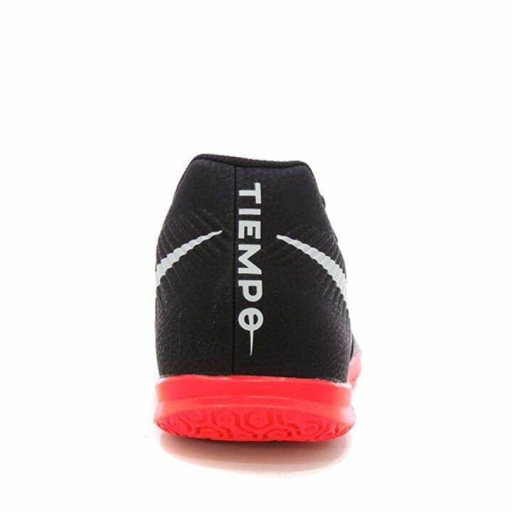Nike TiempoX Legend VII Club fekete férfi teremcipő