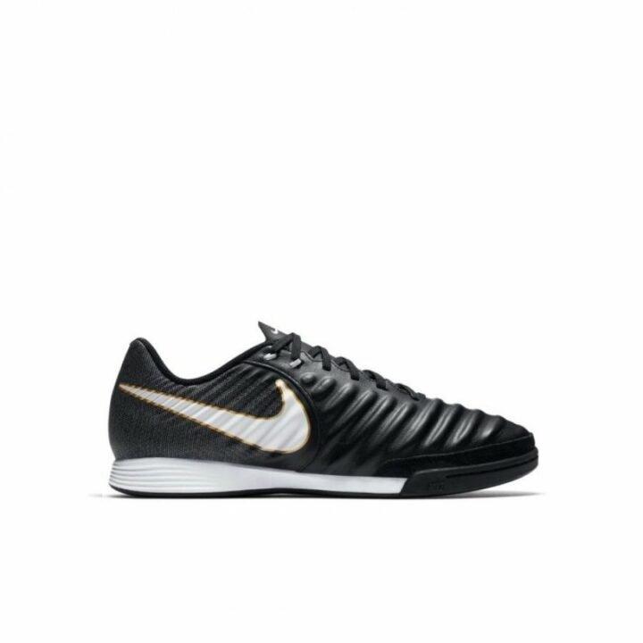 Nike Tiempox Ligera IV IC fekete férfi teremcipő