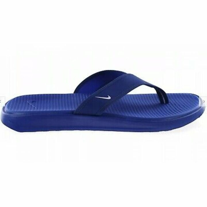 Nike Ultra Celso Thong kék férfi papucs
