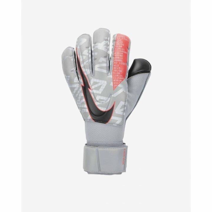 Nike Vapor Grip 3 szürke férfi kapuskesztyű