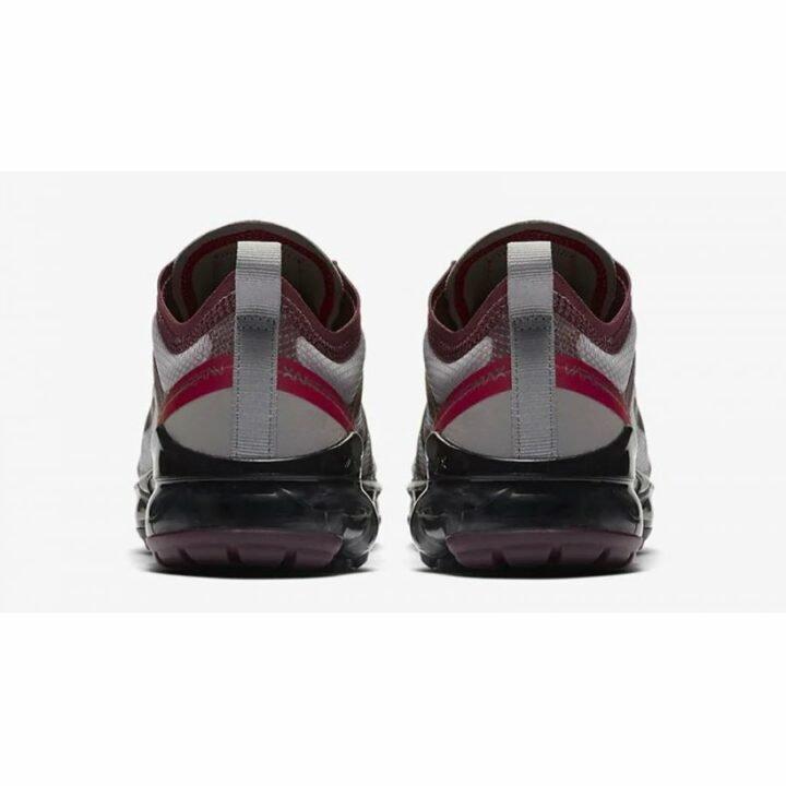 Nike Vapormax 2019 bordó utcai cipő