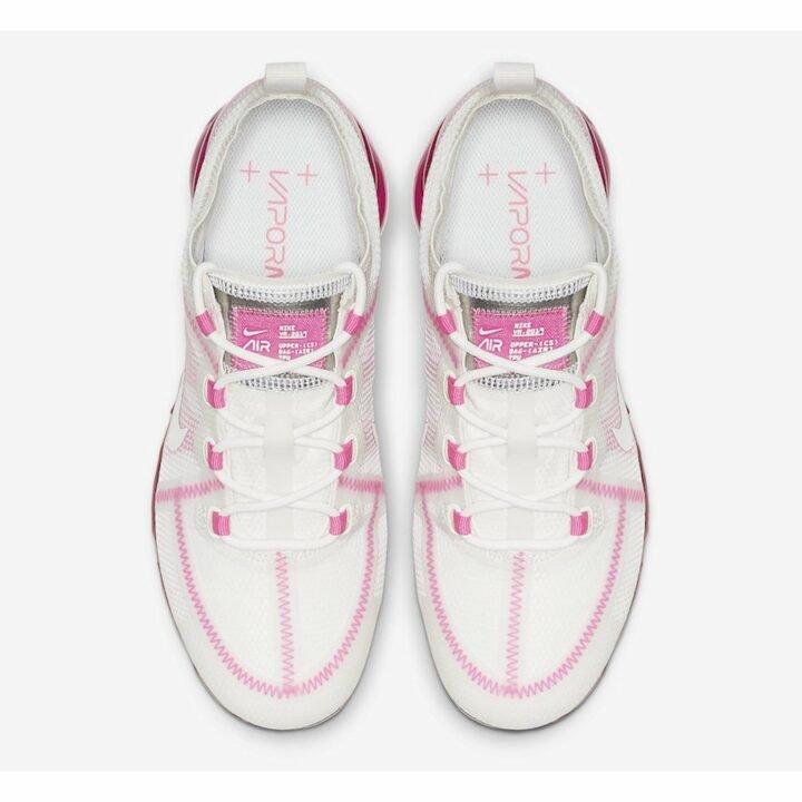 Nike Vapormax 2019 fehér sportcipő
