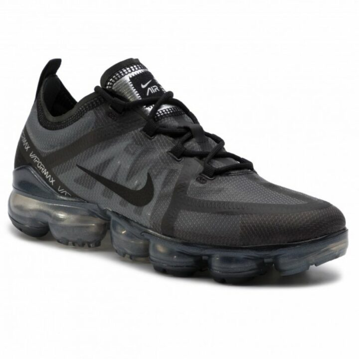 Nike Vapormax 2019 fekete sportcipő