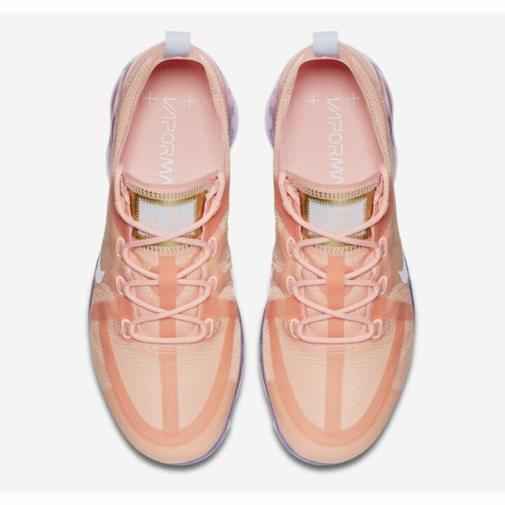 Nike Vapormax 2019 rózsaszín női sportcipő
