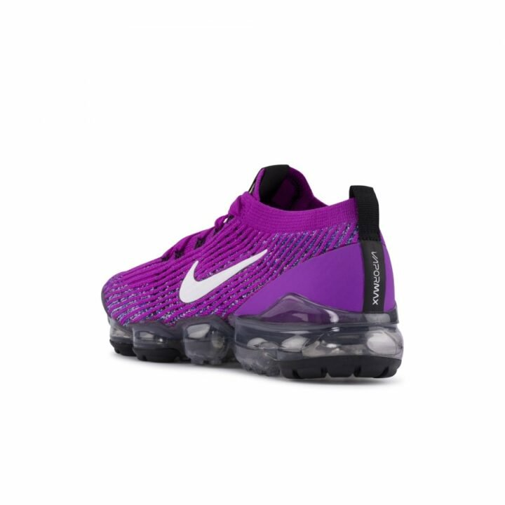 Nike Vapormax Flyknit 3 lila utcai cipő