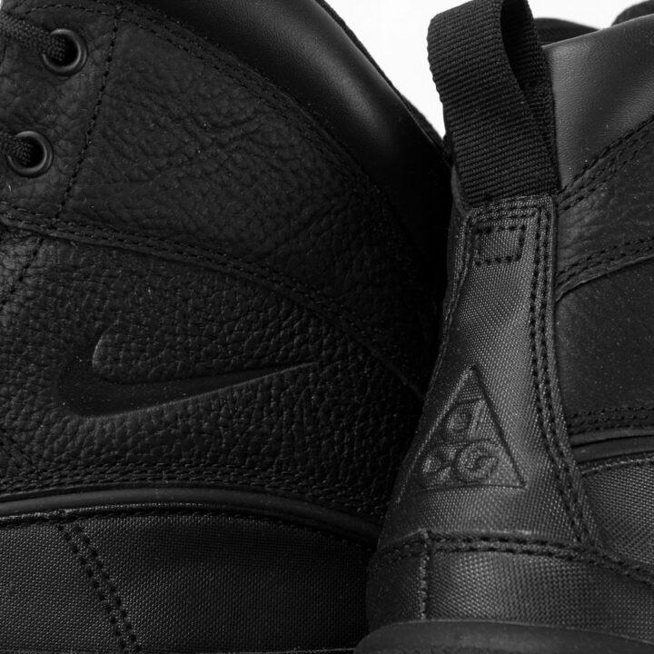 Nike Woodside II fekete férfi bakancs