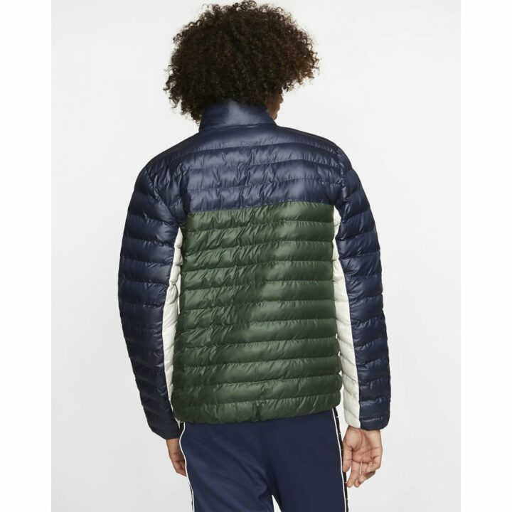 Nike zöld férfi kabát