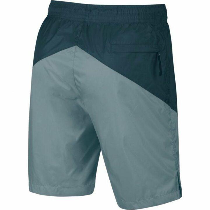 Nike zöld férfi rövidnadrág