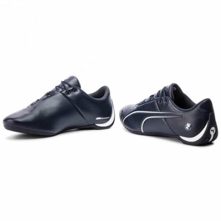 Puma BMW MMS Future Cat Ultra fekete férfi utcai cipő