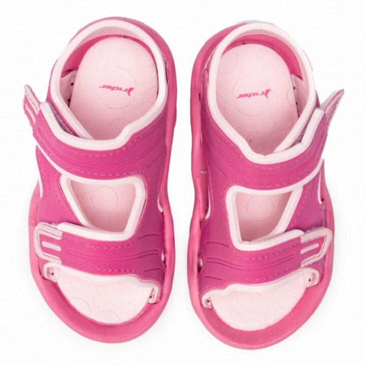 Rider Rs 2 IV rózsaszín bébi papucs