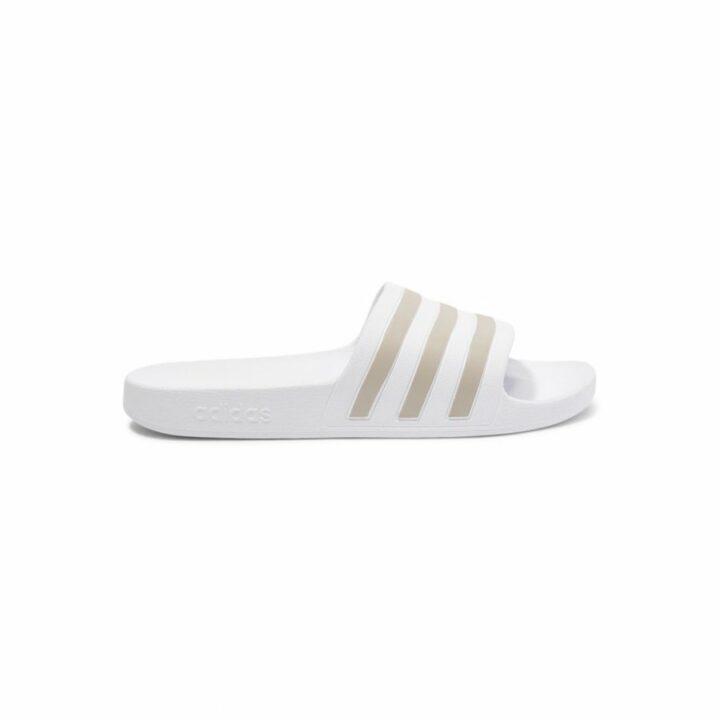Adidas ADILETTE AQUA szürke papucs