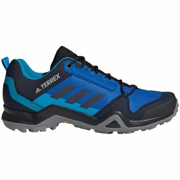 Adidas AX3 kék férfi bakancs