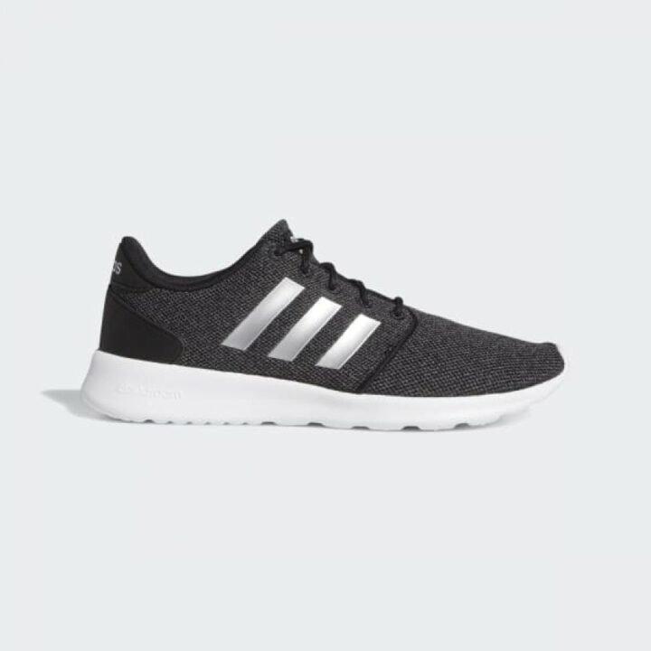Adidas Cloudfoam QT Racer fekete női utcai cipő